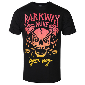 tee-shirt métal pour hommes Parkway Drive - Skull Palms - KINGS ROAD, KINGS ROAD, Parkway Drive
