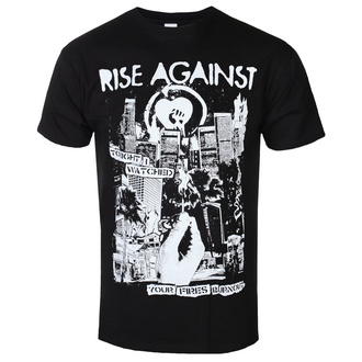 tee-shirt métal pour hommes Rise Against - Fires - KINGS ROAD, KINGS ROAD, Rise Against