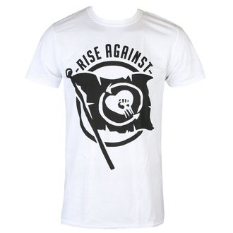 tee-shirt métal pour hommes Rise Against - Flag - KINGS ROAD, KINGS ROAD, Rise Against