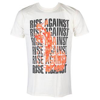tee-shirt métal pour hommes Rise Against - Flame - KINGS ROAD, KINGS ROAD, Rise Against