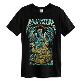 tee-shirt métal pour hommes Killswitch Engage - CRANE - AMPLIFIED, AMPLIFIED, Killswitch Engage