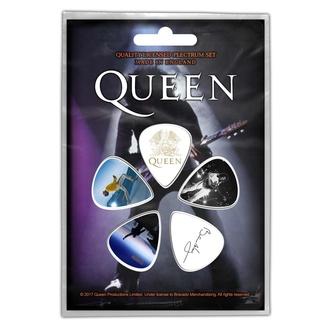 Les médiators Queen - Brian May - RAZAMATAZ, RAZAMATAZ, Queen