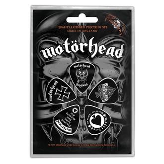 Les médiators Motörhead - England - RAZAMATAZ, RAZAMATAZ, Motörhead