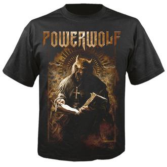 tee-shirt métal pour hommes Powerwolf - Stossgebet - NUCLEAR BLAST, NUCLEAR BLAST, Powerwolf