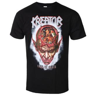 tee-shirt métal pour hommes Kreator - COMA OF SOULS - PLASTIC HEAD, PLASTIC HEAD, Kreator