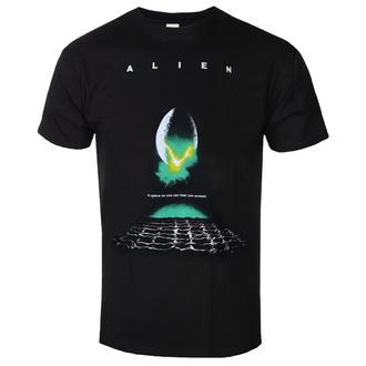 t-shirt de film pour hommes Alien - ORIGINAL POSTER - PLASTIC HEAD, PLASTIC HEAD, Alien - Le 8ème passager