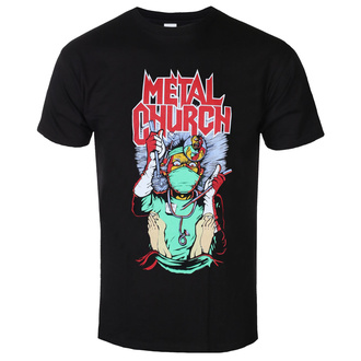 tee-shirt métal pour hommes Metal Church - FAKE HEALER - PLASTIC HEAD, PLASTIC HEAD, Metal Church