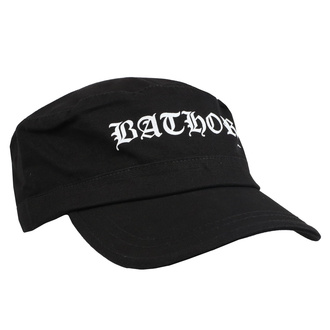 Casquette BATHORY - LOGO - PLASTIC HEAD, PLASTIC HEAD, Bathory