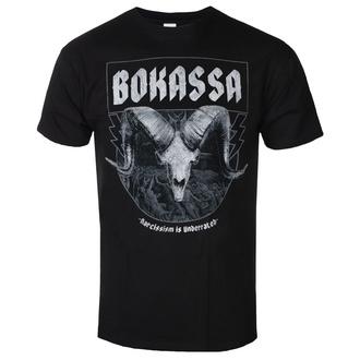 tee-shirt métal pour hommes Bokassa - NARCISSISM - PLASTIC HEAD, PLASTIC HEAD, Bokassa