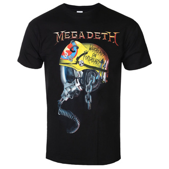 tee-shirt métal pour hommes Megadeth - FULL METAL VIC - PLASTIC HEAD, PLASTIC HEAD, Megadeth