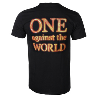 tee-shirt métal pour hommes Hammerfall - One Against The World - NAPALM RECORDS, NAPALM RECORDS, Hammerfall