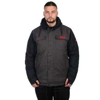 Veste Slayer pour hommes - Insulated - Denim Noir - 686, 686, Slayer