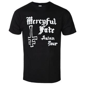 tee-shirt métal pour hommes Mercyful Fate - SATAN TOUR 1982 - PLASTIC HEAD, PLASTIC HEAD, Mercyful Fate