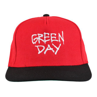 Casquette GREEN DAY - RADIO HAT - PLASTIC HEAD, PLASTIC HEAD, Green Day
