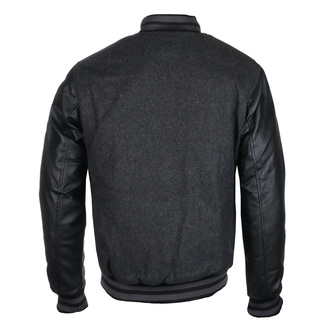 Veste QUEEN pour hommes- WHITE CREST - CHARBON / NOIR - AMPLIFIED, AMPLIFIED, Queen