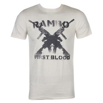 t-shirt de film pour hommes Rambo - Guns - AMERICAN CLASSICS, AMERICAN CLASSICS, Rambo