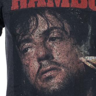 t-shirt de film pour hommes Rambo - Gimme Dat Sizzle - AMERICAN CLASSICS, AMERICAN CLASSICS, Rambo