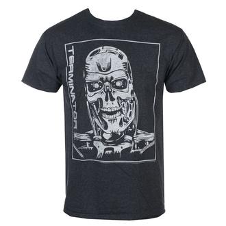 t-shirt de film pour hommes Terminator - Machine Skull - AMERICAN CLASSICS, AMERICAN CLASSICS, Terminator