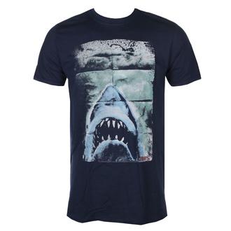 t-shirt de film pour hommes JAWS - Folded Poster - AMERICAN CLASSICS, AMERICAN CLASSICS, Les dents de la mer