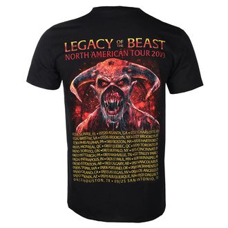tee-shirt métal pour hommes Iron Maiden - The Flight Of Icarus - ROCK OFF, ROCK OFF, Iron Maiden