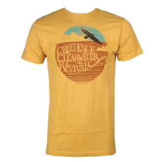tee-shirt métal pour hommes Creedence Clearwater Revival - GREEN RIVER - LIQUID BLUE, LIQUID BLUE, Creedence Clearwater Revival