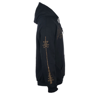 sweat-shirt avec capuche pour hommes Behemoth - Crucifix - KINGS ROAD, KINGS ROAD, Behemoth