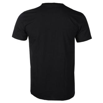 tee-shirt métal pour hommes Kiss - Logo - ROCK OFF, ROCK OFF, Kiss