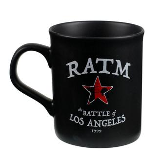Mug Rage Against the Machine - Battle Star - Noir, NNM, Rage against the machine