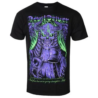 tee-shirt métal pour hommes Devildriver - JUDGE NEON - PLASTIC HEAD, PLASTIC HEAD, Devildriver