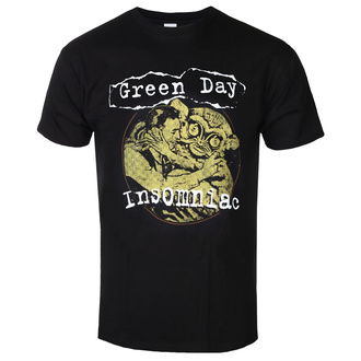tee-shirt métal pour hommes Green Day - Free Hugs - ROCK OFF, ROCK OFF, Green Day