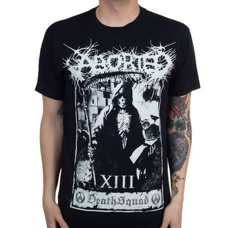 tee-shirt métal pour hommes Aborted - Tarot - INDIEMERCH, INDIEMERCH, Aborted