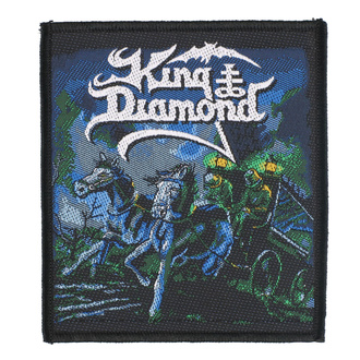 Patch King Diamond - Abigail - RAZAMATAZ, RAZAMATAZ, King Diamond