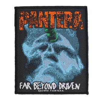Patch Pantera - Far Beyond Driven - RAZAMATAZ, RAZAMATAZ, Pantera