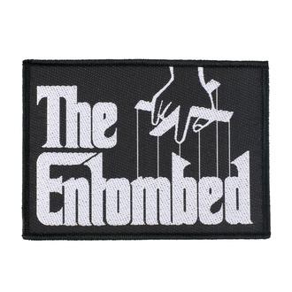 Patch Entombed - Godfather Logo - RAZAMATAZ, RAZAMATAZ, Entombed
