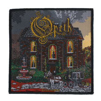 Patch Opeth - In Caude Venenum - RAZAMATAZ, RAZAMATAZ, Opeth