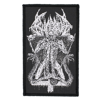 Patch Bloodbath - Morbid Antichrist - RAZAMATAZ, RAZAMATAZ, Bloodbath