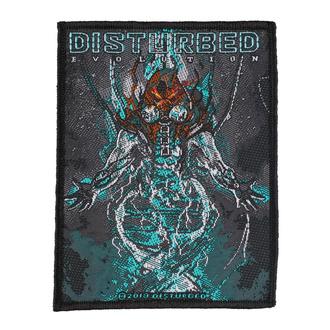 Patch Disturbed - Evolution Hooded - RAZAMATAZ, RAZAMATAZ, Disturbed