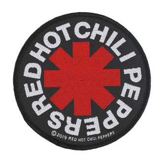 Patch Red Hot Chili Peppers - Asterisk - RAZAMATAZ, RAZAMATAZ, Red Hot Chili Peppers