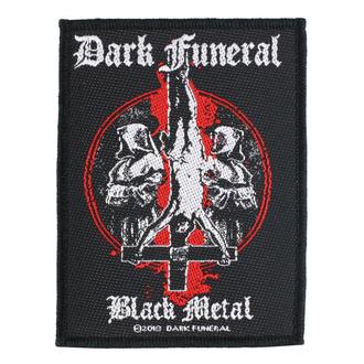 Patch Dark Funeral - Black Metal - RAZAMATAZ, RAZAMATAZ, Dark Funeral