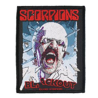 Patch Scorpions - Blackout - RAZAMATAZ, RAZAMATAZ, Scorpions