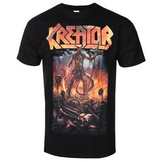 tee-shirt métal pour hommes Kreator - WARRIOR - BRAVADO, BRAVADO, Kreator