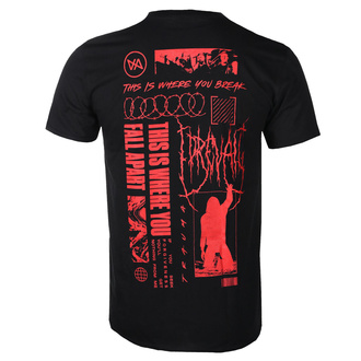 tee-shirt métal pour hommes I Prevail - Black Metal Collage - KINGS ROAD, KINGS ROAD, I Prevail