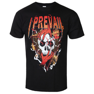 tee-shirt métal pour hommes I Prevail - Orange Skull - KINGS ROAD, KINGS ROAD, I Prevail