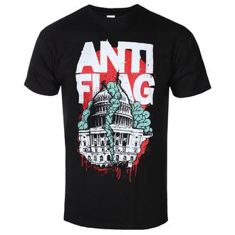 tee-shirt métal pour hommes Anti-Flag - Washington DC Black - KINGS ROAD, KINGS ROAD, Anti-Flag