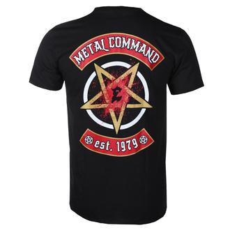 tee-shirt métal pour hommes Exodus - Metal Command - KINGS ROAD, KINGS ROAD, Exodus