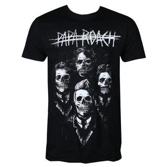 tee-shirt métal pour hommes Papa Roach - Portrait - KINGS ROAD, KINGS ROAD, Papa Roach