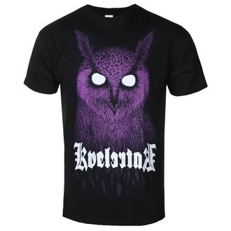 tee-shirt métal pour hommes Kvelertak - Barlett Owl Purple - KINGS ROAD, KINGS ROAD, Kvelertak