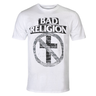 tee-shirt métal pour hommes Bad Religion - Typewriter Crossbuster - KINGS ROAD, KINGS ROAD, Bad Religion