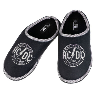 Chaussons AC / DC, F.B.I., AC-DC