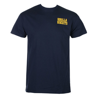 tee-shirt métal pour hommes Gorila Biscuits - Hold Your Ground Pocket - KINGS ROAD, KINGS ROAD, Gorila Biscuits